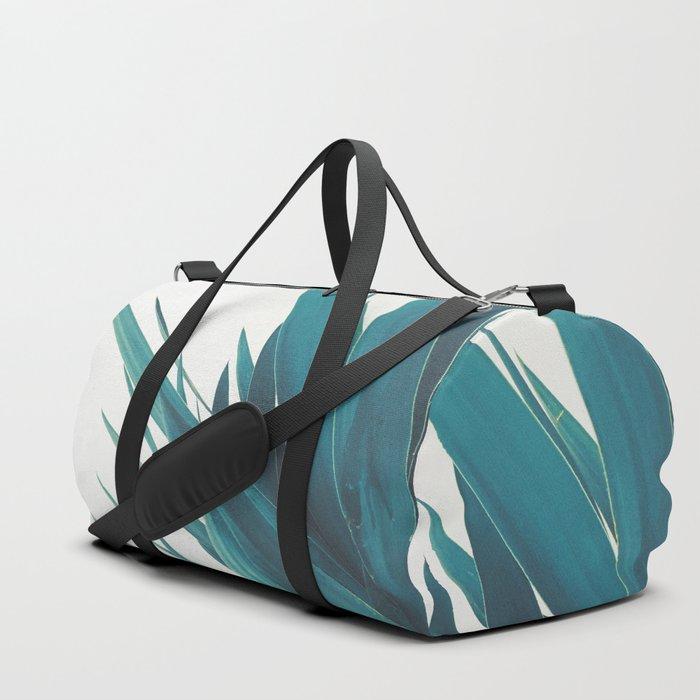 Yucca Leaves II Duffle Bag