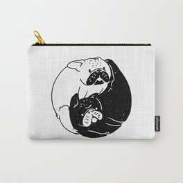 The Tao of French Bulldog Carry-All Pouch