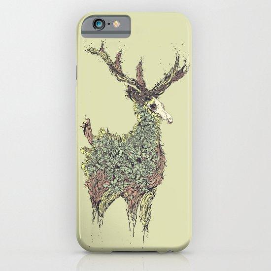 Beautiful Deer Old iPhone & iPod Case