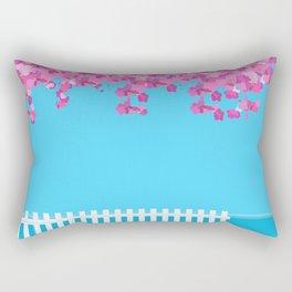 Buganvilla Rectangular Pillow