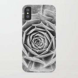 Succulent V iPhone Case