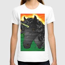 Jamaican Unicorn T-shirt