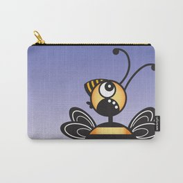 Bee Girl Carry-All Pouch