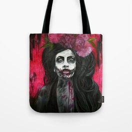 Actress Tote Bag