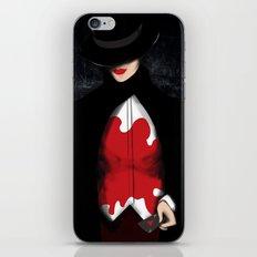 The Perfect Con iPhone & iPod Skin