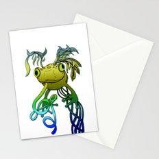 Psychoactive Frog Stationery Cards