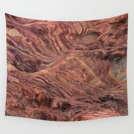 Natural Sandstone Art, Valley of Fire - V Wall Tapestry