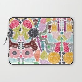 Fortune Icons Laptop Sleeve