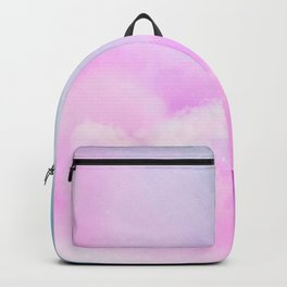 Breathe - candy sky Backpack
