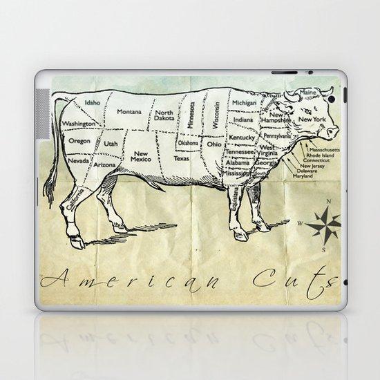 American Cuts Laptop & iPad Skin