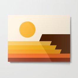 Sunseeker 19A  Metal Print