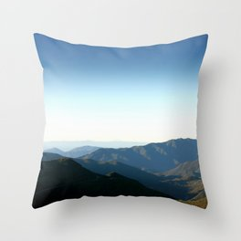 Los Padres National Forest Throw Pillow