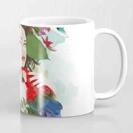 Goddess Amazon Coffee Mug