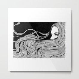 HYPNOTIZED Metal Print