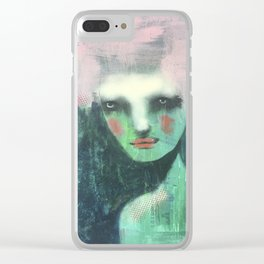 Softly (despacito) Clear iPhone Case
