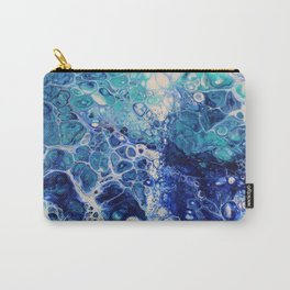 Blue love 2 Carry-All Pouch