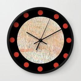 Quadratum 80 bis Wall Clock
