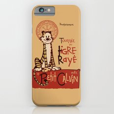 Le Tigre Rayé Slim Case iPhone 6