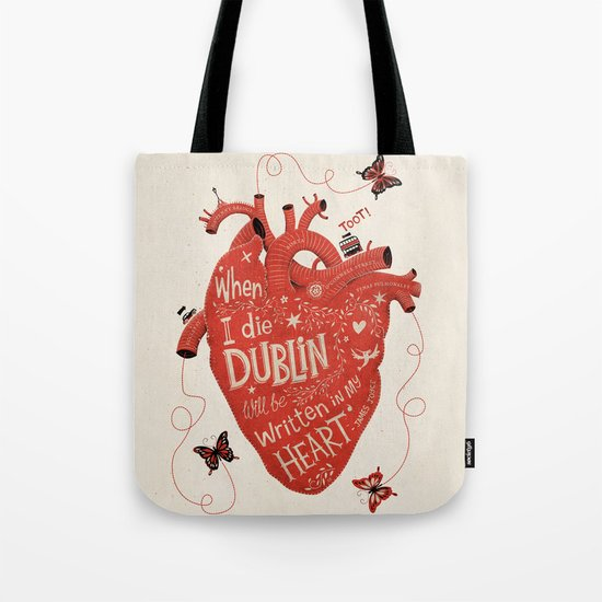 When I Die... Tote Bag