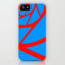 Aperture Vector iPhone Case