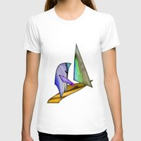 sailing T-shirts featuring Sailing by Digital-Art