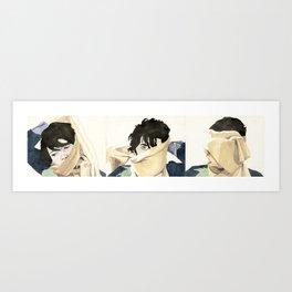 angoraphobia Art Print