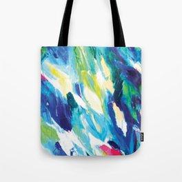 Brush Kalediscope Tote Bag