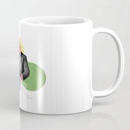 Abstract Collage Coffee Mug