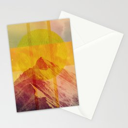 Geometric Composition 6 Stationery Cards