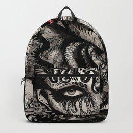 Black Syrup Of Sacrifice Backpack