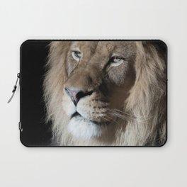 Portrait of a King Laptop Sleeve