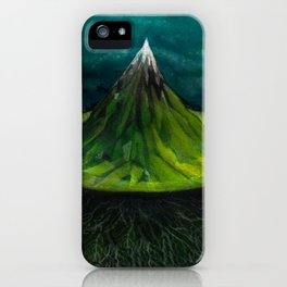 AXIS MUNDI.  iPhone Case