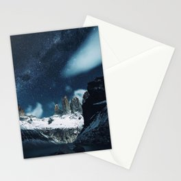 Torres del Paine National Park, Patagonia, Chile Stationery Cards