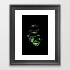 It's Alive! Framed Art Print