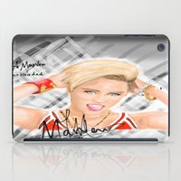 miley iPad Cases featuring Miley by Marven RELOADED