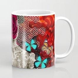 girl with tattoo Coffee Mug