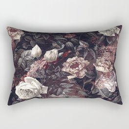 EXOTIC GARDEN - NIGHT III Rectangular Pillow