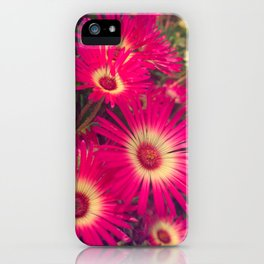 The Flowers iPhone Case