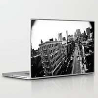 brooklyn Laptop & iPad Skins featuring Brooklyn by lauraflores013