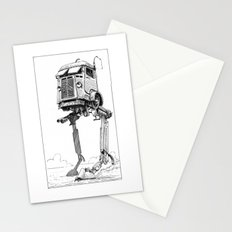AT-CT Walker Type C Stationery Cards