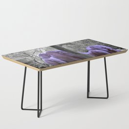 Purple guests Coffee Table