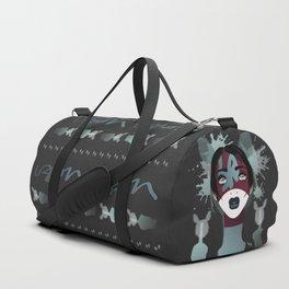 My Name is Vanda L. Duffle Bag