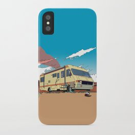 Crystal Ship iPhone Case