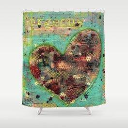 Permission Series: Gorgeous Shower Curtain