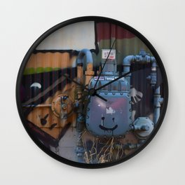Happy and Proud Wall Clock