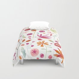 Last of the Crop Duvet Cover