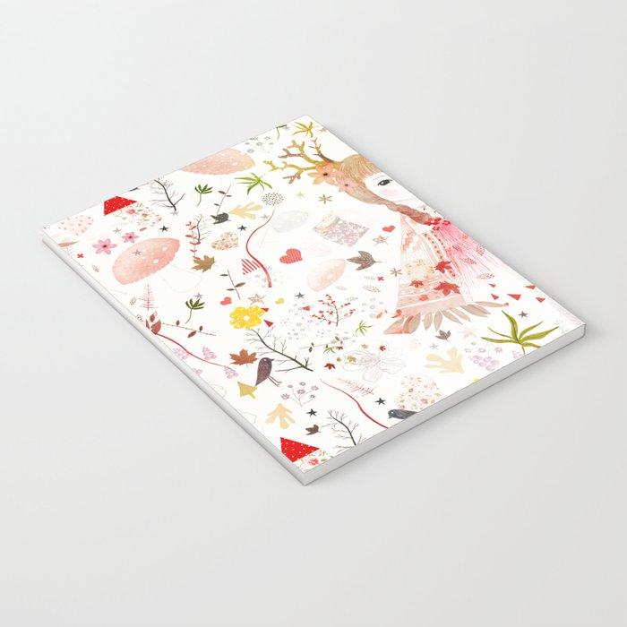 child garden Notebook