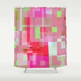 indication Shower Curtain