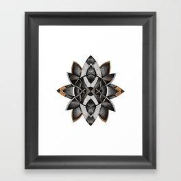 FLWR2 Framed Art Print