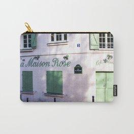 La Maison Rose Montmartre Paris Carry-All Pouch